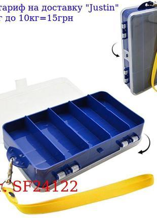Коробка для снастей 18 * 10 * 4 см SF24122
