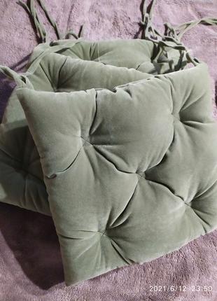 Сидушки на стулья