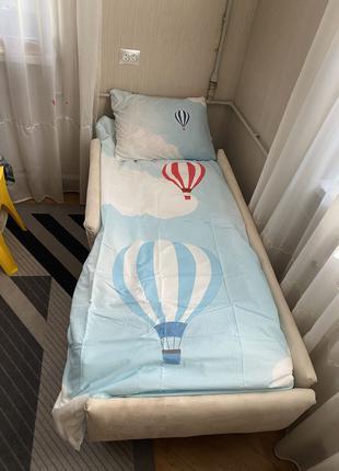 Детская кровать 70х140 + удлиненние