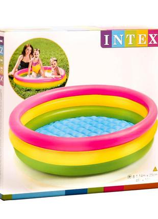 Бассейн Intex, в кор-ке
