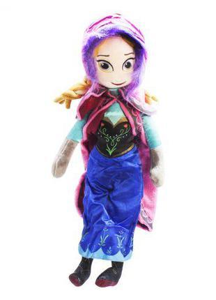 """Кукла мягкая """"Холодное сердце: Анна"""""""