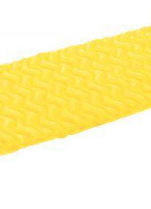 Матрас волнистый (желтый) 58807