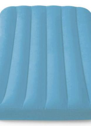Матрас надувной, голубой 66803NP