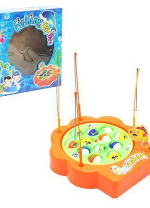 "Интерактивная музыкальная рыбалка ""Fishing Play"" FJ629-1A"