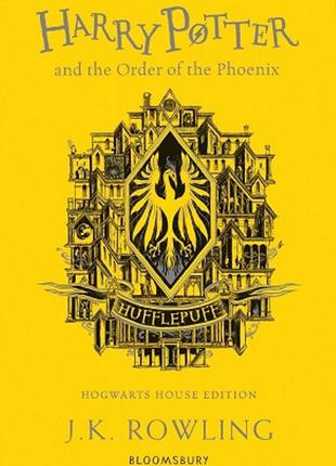 Harry Potter and the Order of the Phoenix (Hufflepuff Edition)