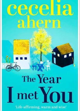 Книга The Year I Met You