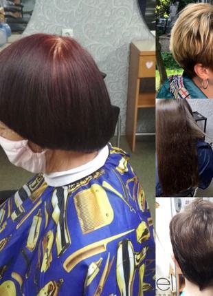 Бесплатная стрижка покраска парикмахерские услуги киев