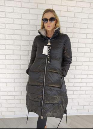 Куртка удлиненная женская.