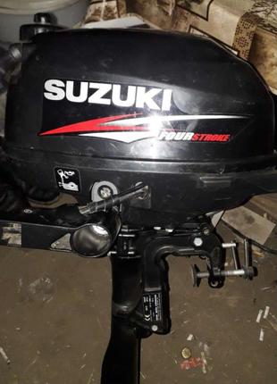 Лодочный мотор Suzuki DF 2.5