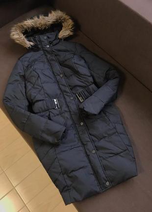 Пальто пуховое sprit