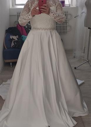 Продам или сдам в аренду свадебное платье