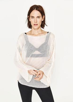 Распродажа! блуза женская zara испания