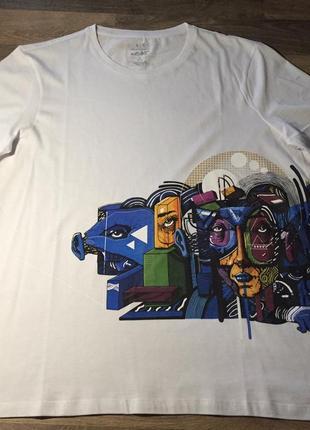 Armani мужская футболка.оригинал