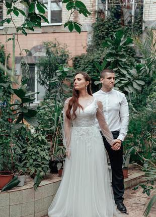 Свадебное платье ( весільна сукня)