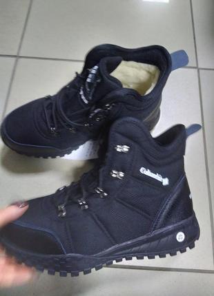 Зимние мужские ботинки 41-46