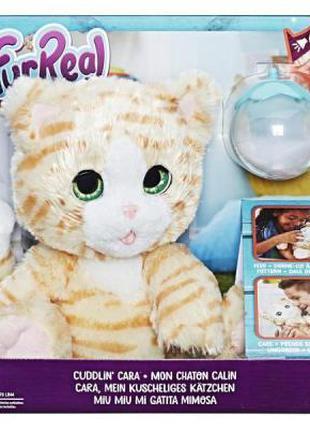 Котёнок Интерактивная игрушка Hasbro Furreal Friends Покорми К...