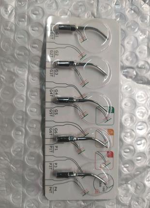 Насадка стоматологическая для чистки зубов ems woodpecker G6