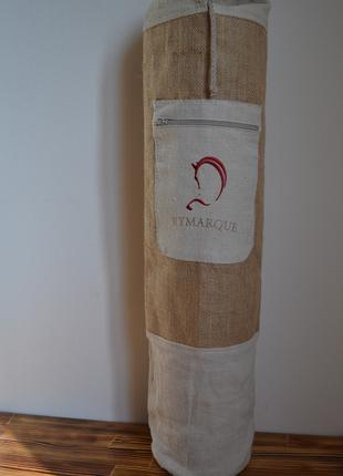 Эко-сумка для каремата (йога коврика) НОВАЯ