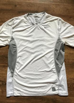 Nike термо футболка оригинал