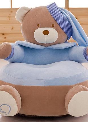 Кресло Детское Мягкое Игрушка Мишка