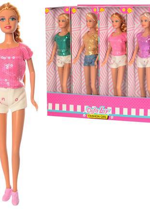 Кукла 8443-BF (24шт) 28см, в кор-ке, 12шт(4вида) в дисплее, 34...