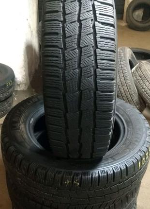 Комплект 215/65 r16c Michelin Agilis Alpin