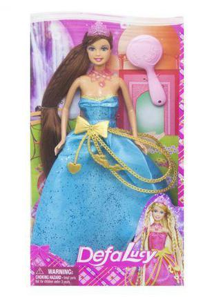 Кукла Defa: принцесса в голубом 8195
