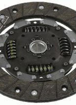 CLD141002A Диск сцепления Шкода Октавия 1.6 , Ауди А3 1.6, VW ...