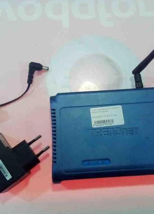 Сетевое оборудование Wi-Fi и Bluetooth Б/У TRENDnet TEW-450APB
