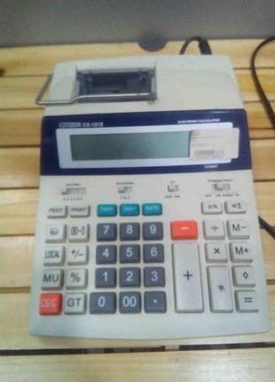 Калькуляторы Б/У Citizen CX-121