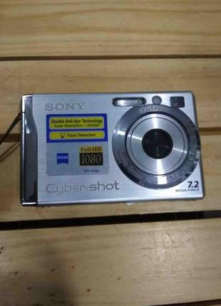 Фотоаппараты Б/У Sony DSC-W80