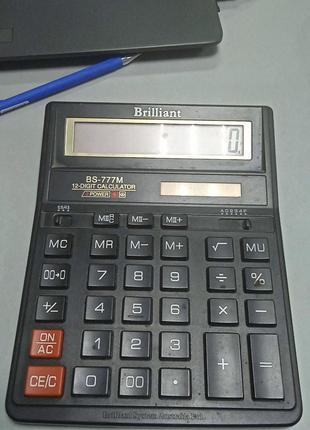 Калькуляторы Б/У Brilliant BS-777M