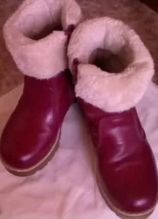 Детские термо-ботинки 31-размер