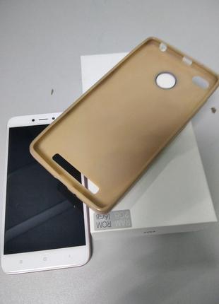 Мобильные телефоны Б/У Xiaomi Redmi 4X 2/16Gb