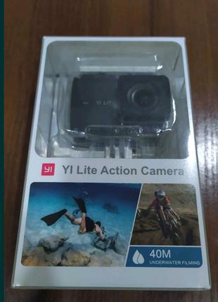 Yi Lite Actoin Camera