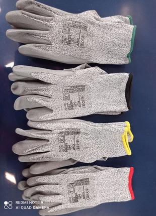Противорежующиеся перчатки