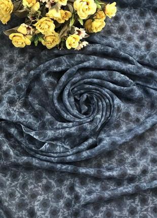 Брендовый ♥️👑♥️ шерстяной шарф палантин marc o polo, 174x52.