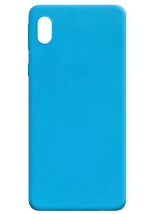 Силиконовый чехол Candy для Samsung Galaxy M01 Core / A01 Core...