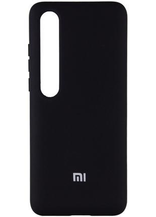 Чехол Silicone Cover Full Protective (A) для Xiaomi Mi 10 / Mi...