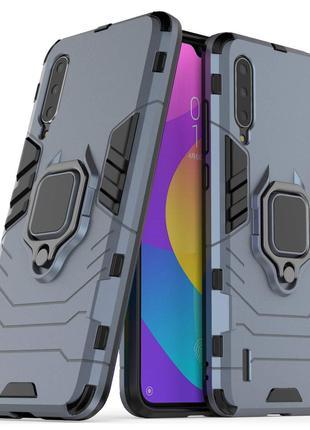 Ударопрочный чехол Transformer Ring for Magnet для Xiaomi Mi A...