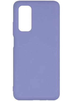 Чехол Silicone Cover Full without Logo (A) для Xiaomi Mi 10T /...