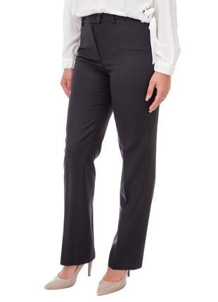 Классические ♥️😎♥️ прямые шерстяные брюки atelier gardeur.