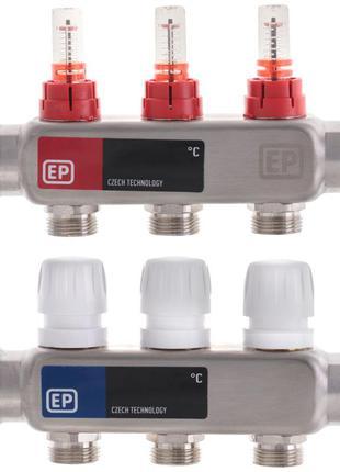 Коллекторный блок с расxодомерами EP.S1110-03 1
