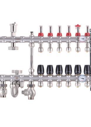 Коллектор со встроенным смесит. узлом KR.S1012-7 1