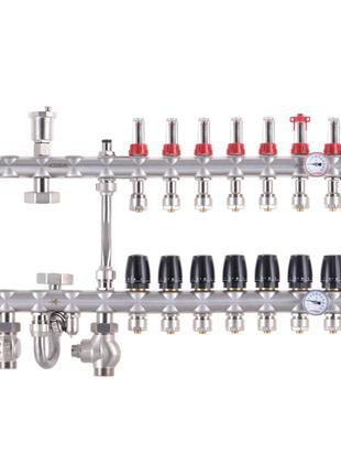 Коллектор со встроенным смесит. узлом KR.S1012-8 1