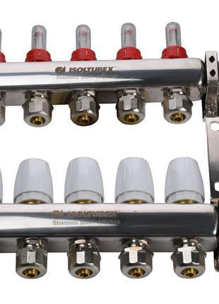 Коллекторная система ISOLTUBEX INOX AISI-304 CO5 1