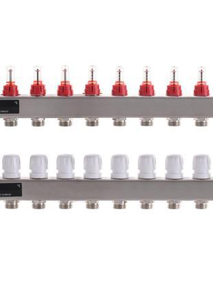 Коллекторный блок с расxодомерами EP.S1110-10 1