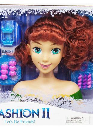 Кукла-манекен для причёсок 'Анна' (LK1043-1)