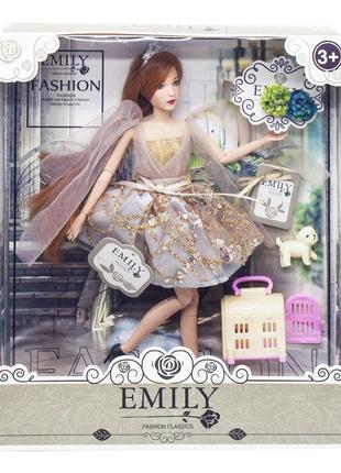 Кукла 'Emily Fashion Classics' (QJ090C)