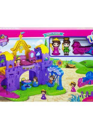 Игровой набор с мебелью и фигурками 'Замок' Peng Rong (GT317647)